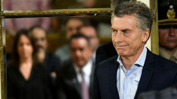 La imputación es a partir de la firma del acuerdo entre el Gobierno argentino y el FMI el 7 de junio pasado.
