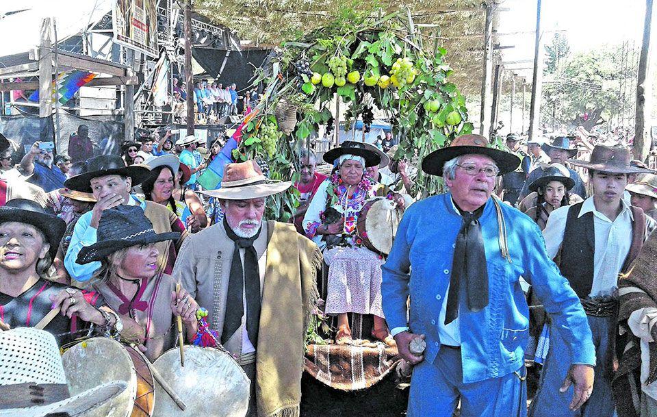 Amaicha Del Valle Ya Palpita La Fiesta Nacional De La Pachamama Monterizos