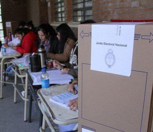 PASO: Más escuelas afectadas para reducir las aglomeraciones