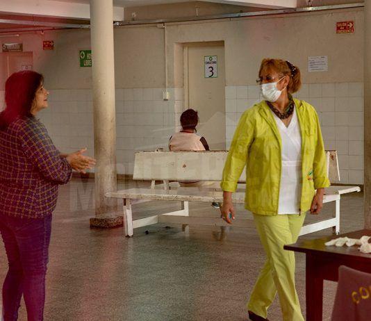 Hoy en hospital Lamadrid: mamografía, test de HPV y papanicolaou