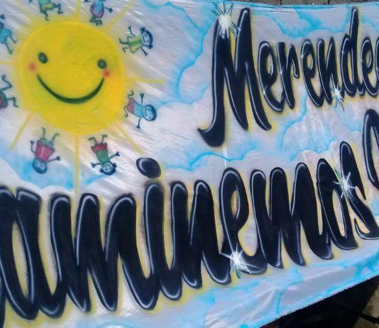 Merendero Móvil en Monteros para los más pequeños
