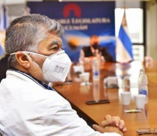 Internaron de urgencia al legislador Roberto Palina, su estado es reservado